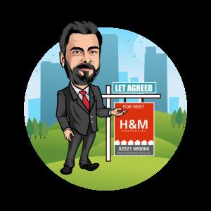 H&M properties renting service